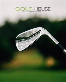 Golf House offers in Golf House catalogue ( More than a month)
