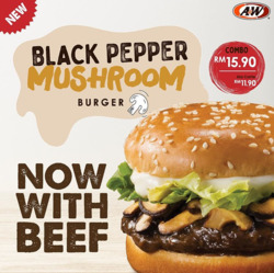A&W coupon ( 3 days left )