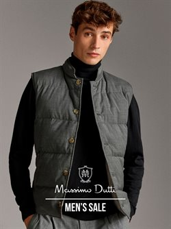 Offers from Massimo Dutti in the Sunway-Subang Jaya  leaflet