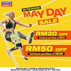 Sport offers in the SportsDirect catalogue in Kangar ( 2 days ago )