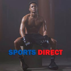 SportsDirect catalogue ( More than a month )