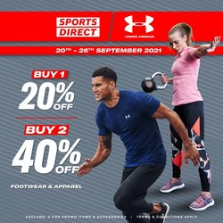 Sport offers in SportsDirect catalogue ( 1 day ago)