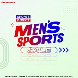 Sport offers in SportsDirect catalogue ( Expires today)
