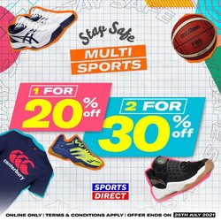 SportsDirect offers in SportsDirect catalogue ( Expires today)