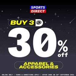 Sport offers in SportsDirect catalogue ( 2 days left)