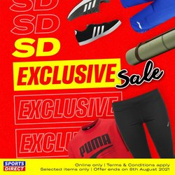 SportsDirect offers in SportsDirect catalogue ( 1 day ago)