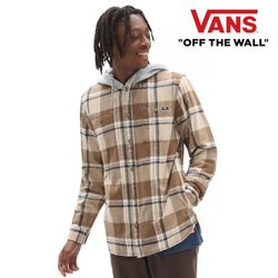 Vans offers in Vans catalogue ( More than a month)