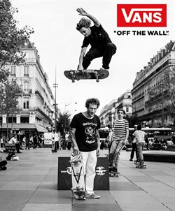 Sport offers in the Vans catalogue in Kuala Lumpur