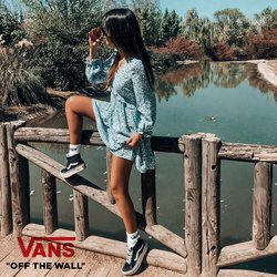 Sport offers in Vans catalogue ( More than a month)
