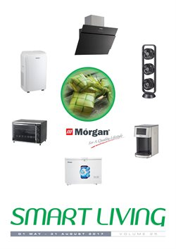 Offers from Morgan in the Johor Bahru leaflet