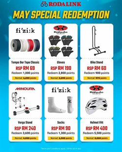 Rodalink catalogue ( Expires today )