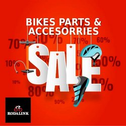 Sport offers in Rodalink catalogue ( 2 days left)