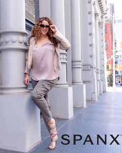 Spanx offers in Spanx catalogue ( More than a month)