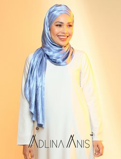 Adlina Anis offers in Adlina Anis catalogue ( More than a month)