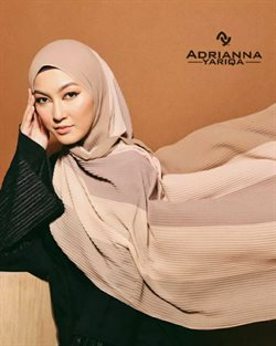 Offers from Adrianna Yariqa in the Johor Bahru leaflet
