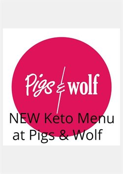 Offers from Pigs & Wolf in the Kuala Lumpur leaflet