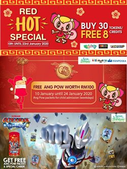 Kids, Toys & Babies offers in the Aeon Fantasy catalogue in Ipoh