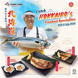 Sushi King catalogue ( 24 days left )