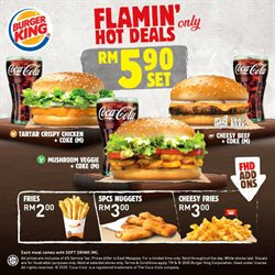 Burger King catalogue ( Expires today )