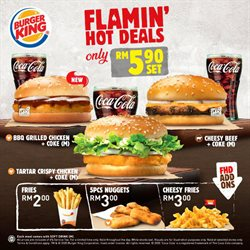 Burger King catalogue ( 24 days left )
