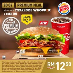 Burger King catalogue ( 23 days left )