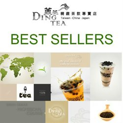 Ding Tea East offers in Ding Tea East catalogue ( Expired)