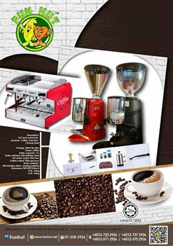Fun Hut Cafe catalogue ( More than a month )