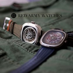 Red Army Watches catalogue ( 12 days left )