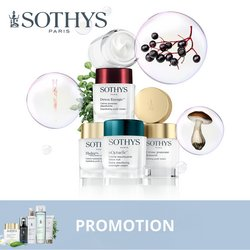 Sothys offers in Sothys catalogue ( 4 days left)