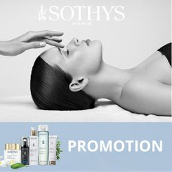 Sothys offers in Sothys catalogue ( 3 days left)