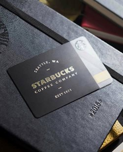Offers from Starbucks in the Kuala Lumpur leaflet