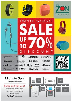 ZON Duty Free offers in ZON Duty Free catalogue ( More than a month)