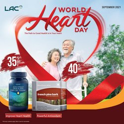 Sport offers in GNC LiveWell catalogue ( 3 days left)
