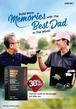 GNC LiveWell offers in GNC LiveWell catalogue ( 14 days left)