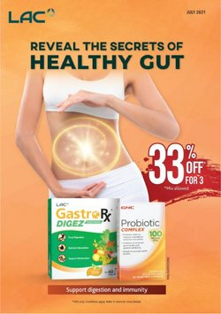 Sport offers in GNC LiveWell catalogue ( 5 days left)