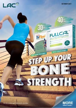 Sport offers in GNC LiveWell catalogue ( 2 days left)