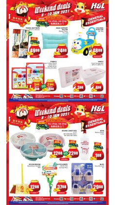 H&L Supermarket offers in H&L Supermarket catalogue ( Expired)