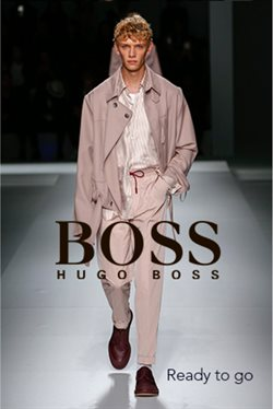 Offers from Hugo Boss in the Kuala Lumpur leaflet
