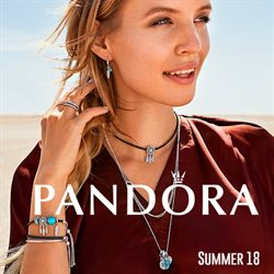 Offers from Pandora in the Klia leaflet