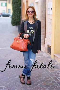 Offers from Femme Fatale Boutique in the Kuching leaflet