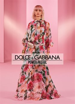 Dolce & Gabbana offers in Dolce & Gabbana catalogue ( More than a month)