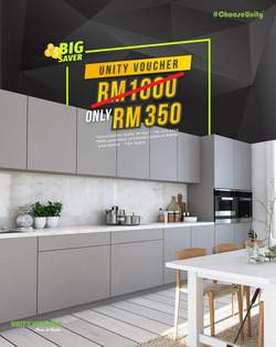Offers from Unity Kitchen in the Sunway-Subang Jaya  leaflet