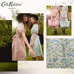 Clothes, shoes & accessories offers in Cath Kidston catalogue ( Expires tomorrow)