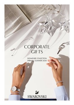 Jewellery & Watches offers in the Swarovski catalogue in Petaling Jaya ( More than a month )