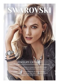 Offers from Swarovski in the Kuala Lumpur leaflet