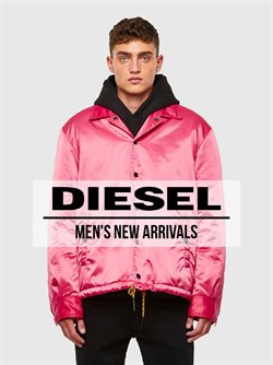 Diesel offers in Diesel catalogue ( More than a month)