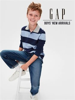 Offers from GAP in the Kuala Lumpur leaflet