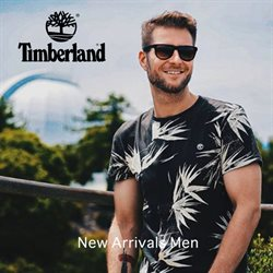 Offers from Timberland in the Penang leaflet