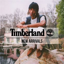 Timberland offers in Timberland catalogue ( 20 days left)