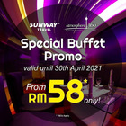 Sunway Travel coupon ( 11 days left )